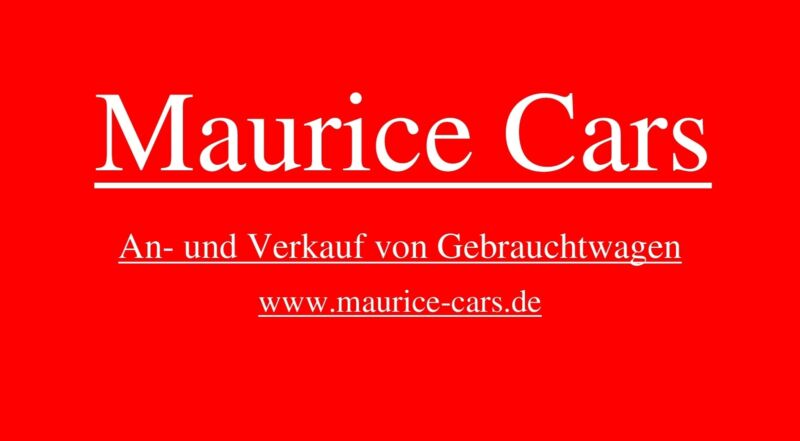 maurice cars gebrauchtwagenhandel in frankfurt am main freier h ndler mercedes benz freier. Black Bedroom Furniture Sets. Home Design Ideas
