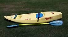 Raider Pro 218 Surf Ski Gleneagle Ipswich South Preview