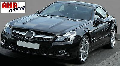 Tuning Mercedes SL 55K R230 von 500 auf 542 PS/820 Nm  a.W. vor Ort