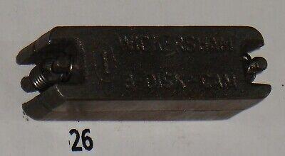 Wickersham Quoin Letterpress Locker 26