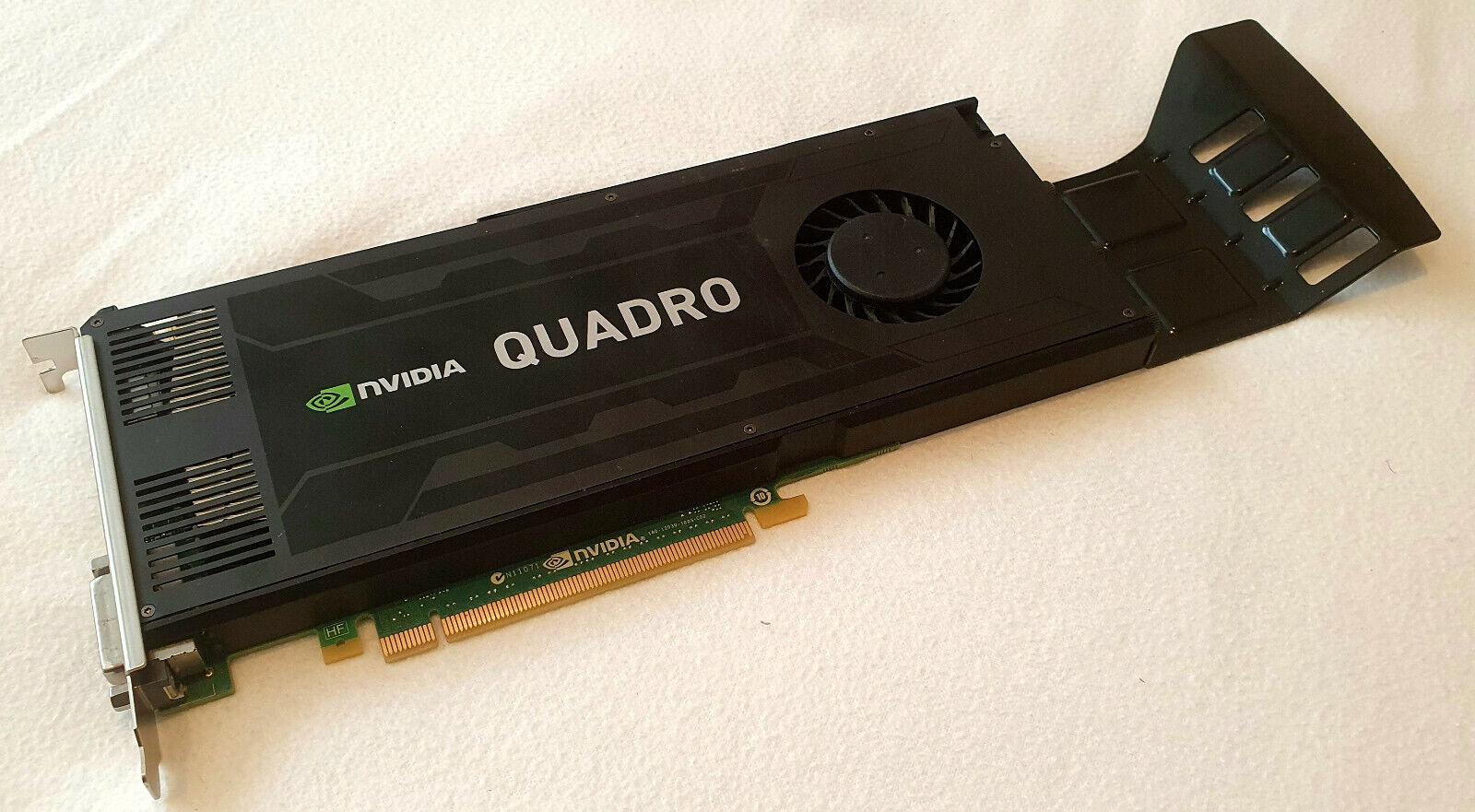 NVIDIA Quadro K4000 - Grafikkarte - 3GB GDDR5