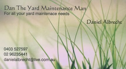 Lawn Mowing  North St Marys Penrith Area Preview