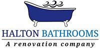 Bathroom Renovations - free in home quote