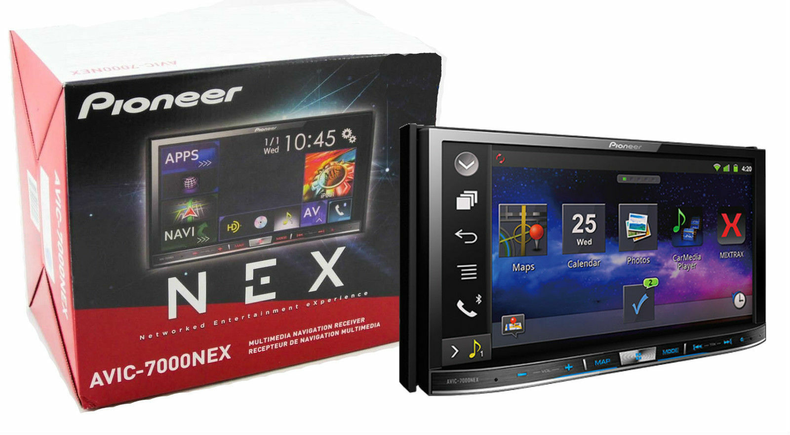 PIONEER AVH-P4100DVD OEM TOUCHSCREEN NEW TOUCH PANEL TOUCH SCREEN