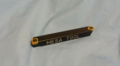 """1/2"""" Sq. Shank Turning, Facing Tool, W/ CCMT Double End....Lathe, CNC,"""