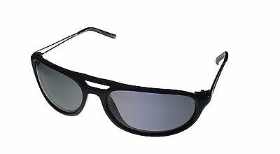 Donald J. Trump Mens Sunglass Black Plastic Rectangle, Polarized Lens  DTS6  1