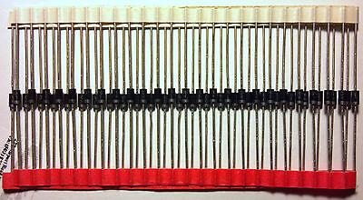 1N4001 50V 1A  Standard Rectifier Diodes -100pcs [ DO-41 ]