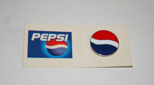 Vintage 1990s Pepsi-Cola Pepsi Soda Advertising Collectible Pin on Card New NOS