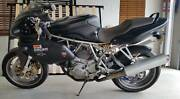 2002 Ducati 900ss half faring Smithfield Cairns City Preview