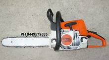 Excellent condition Stihl Ms-290 Boss Chainsaw Manly Brisbane South East Preview
