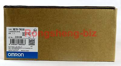 Omron New Nb7w-tw00b Hmi 7 Color Tft Lcd 24vdc Touch Screen Panel Free Ship