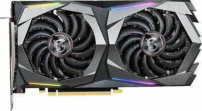 MSI - GeForce GTX 1660 Ti Gaming X 6GB GDDR6 PCI Express 3.0 Graphics Card