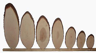 Brotzeitbrett Rindenscheibe Rindenbrett Holzscheibe Holzbrett Baumscheibe