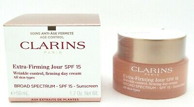 Clarins Extra-Firming Jour SPF 15 Firming Day Cream 50 ml./ 1.7 oz. New
