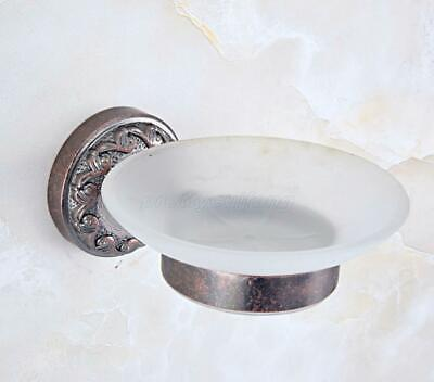 Antique Copper Wall Mounted Bathroom Soap Dish Holder Pba157