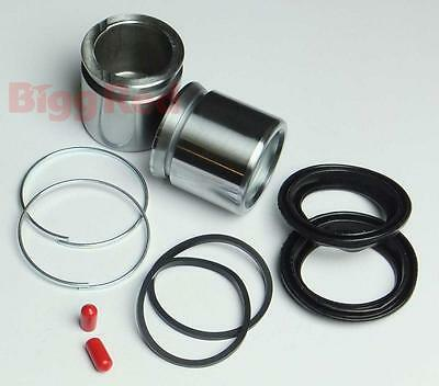 FRONT Brake Caliper Seal & Piston Repair Kit for PORSCHE 924 928 944 (BRKP97)