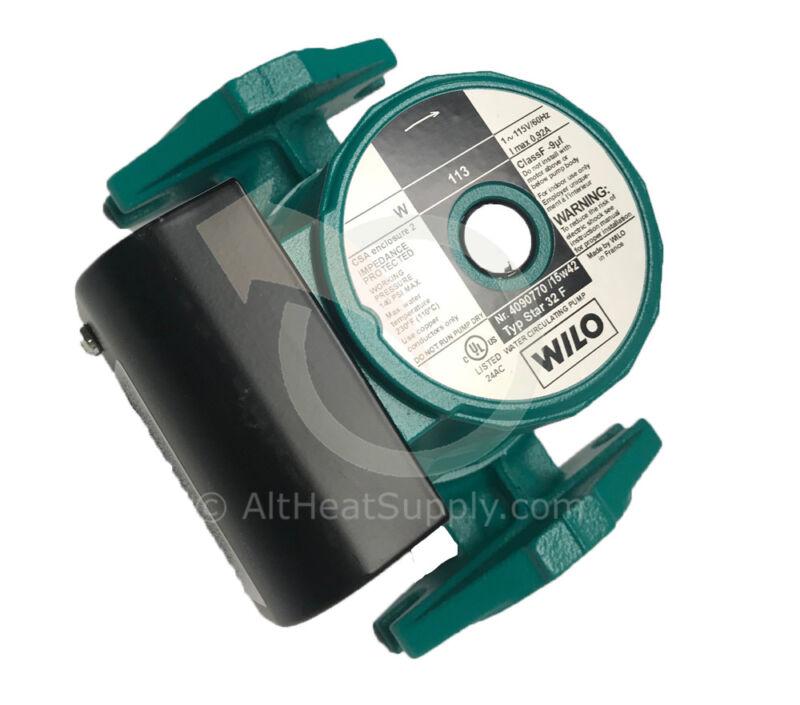 WILO 4090770 Star 32F Single Speed CI Circulator