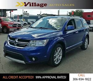 2015 Dodge Journey R/T Navigation, Touch Screen, Sirius XM Ra...