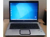 HP Pavilion 15.4'' 2x 1.9GHz 2GB RAM GeForce 8400M 160GB HDD W7 good condition