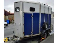 IFOR WILLIAMS 510 HORSE TRAILER