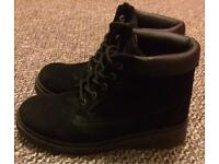Topman Suede Boots (BARELY WORN)
