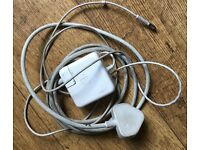 """Apple 45W Macbook Air 11"""" 13"""" MagSafe 1 Power Adapter Charger"""