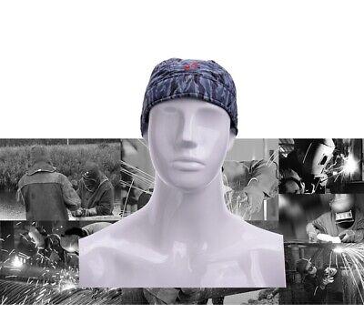 Electric Welding Cap Flame Retardant Heat-resistant Heat-resistant Headscarf