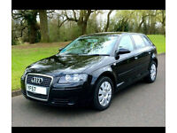 AUDI A3 -1.9 - Manual - Diesel - 5 Door - Excellent Condition - Special Edition - Turbo Power