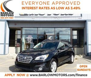 2015 Subaru Outback 2.5i (CVT)**AMVIC INSPECTION & CARPROOF PROV