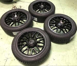 """18"""" MERCEDES Wheels 5x112 and Winter tire package (MERCEDES GLK250 or GLK350) Calgary Alberta Preview"""
