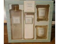 Fresh Linen Spa Gift Set