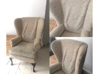 *Vintage Ercol Armchair - make it your own!*