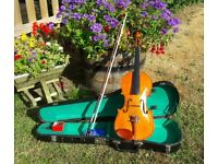 Stentor 3/4 Violin Outfit - Ready to play.