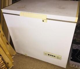 White Whirpool Chest Freezer