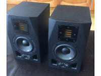 Adam A3X Studio Monitors (Pair)