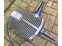 Oase aquamax premium 16000 Koi Fish water filter pond pump