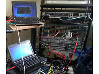 Quality Cisco Lab for CCENT, CCNA, CCNP, CCIE + 2 x Samsung NC10 Netbooks
