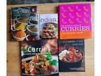 Curry cookbooks