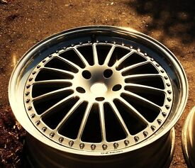 22'' Hamann Anniversary - OZ Racing Alloy Wheels 5x130 Porsche , Audi Q7 , VW