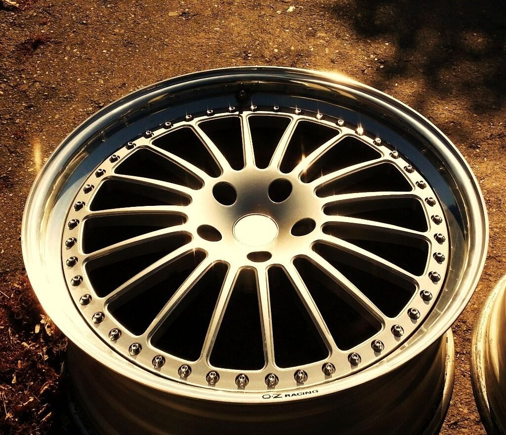 OZ Racing Alloy Wheels 5x130