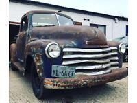 1953 Chevy 3100 5 window
