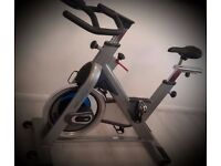 Bodymax Turbo HD exercise/fitness bike. 20 kilo fly wheel. Heavy duty, as new **
