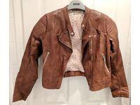 Girls' H&M brown jacket