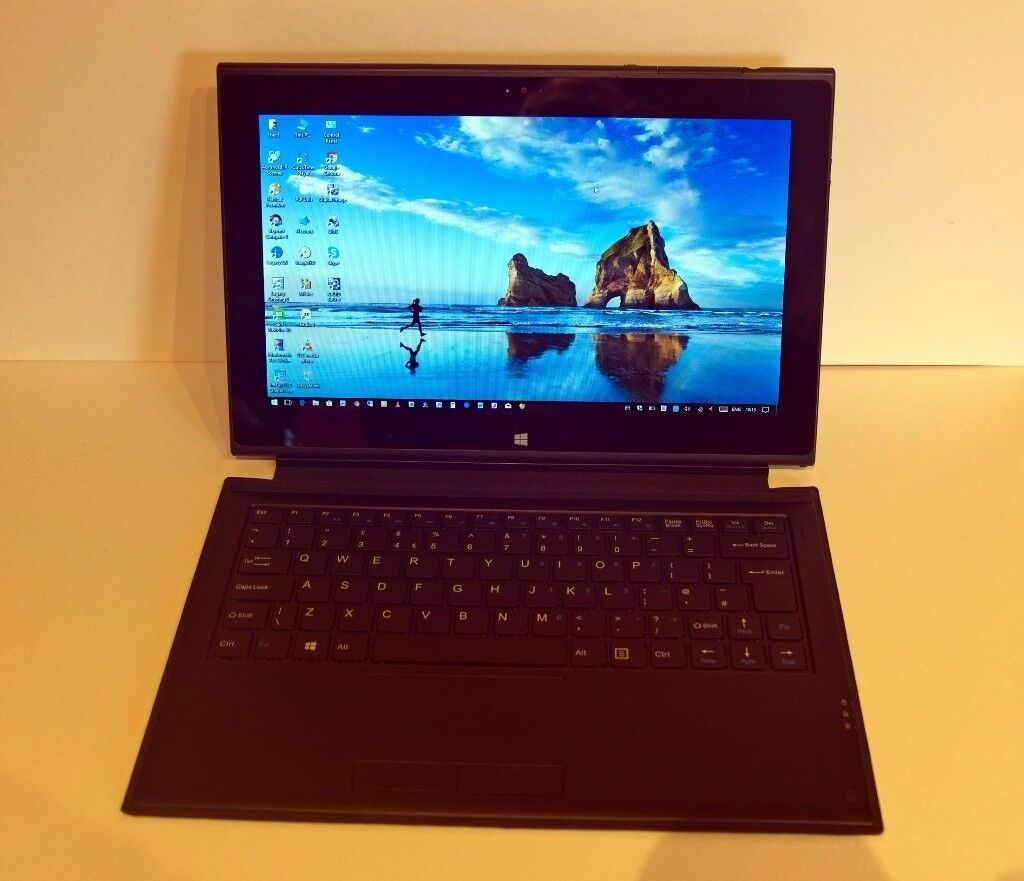 """11.5"""" Touchscreen I5 tablet PC with keyboard"""