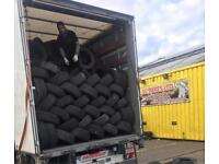 Part worn and new tyres run flat summer winter tyres available cheap tyres in London