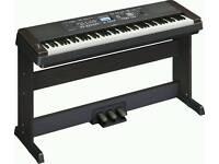Yamaha dgx 650 digital grand piano