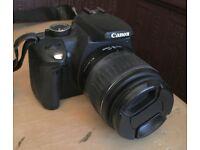 Canon EOS 350D SLR camera