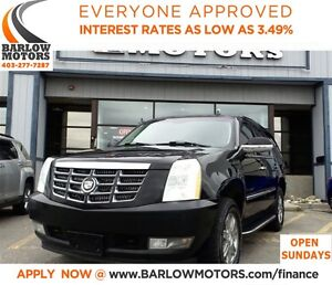 2007 Cadillac Escalade LOADED*EVERYONE APPROVED* APPLY NOW DRIVE