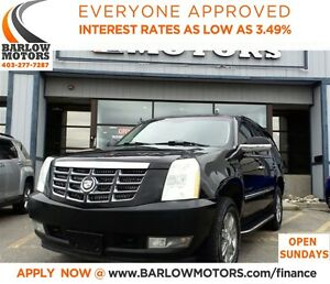 2007 Cadillac Escalade LOADED W/ DVD - SUNROOF - LEATHER