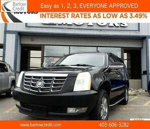2007 Cadillac Escalade LOADED BLOW OUT SALE !!